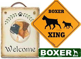 boxer signs